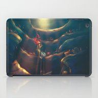 iPad Case featuring Someday by Alice X. Zhang