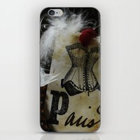 Paris Cabaret iPhone & iPod Skin