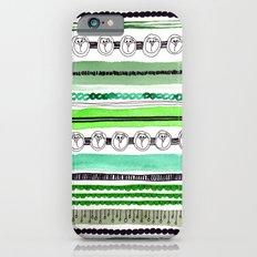 Pattern / Nr. 4 iPhone 6 Slim Case