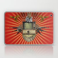 The Revolution Will Not Be Televised! Laptop & iPad Skin