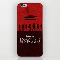 Mass Effect 1 iPhone & iPod Skin