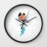 N.LOVE Wall Clock