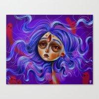 Gypsy Spirit Canvas Print