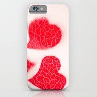 Three Hearts iPhone 6 Slim Case