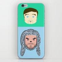 Wilfred & Ryan iPhone & iPod Skin