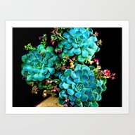 Art Print featuring Beautiful Autumn Plant G… by Costa