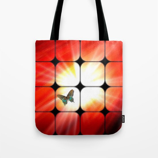 Windows as the sun. Tote Bag