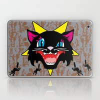 Pussy Galore Laptop & iPad Skin
