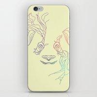 Earth Spirit Panda iPhone & iPod Skin