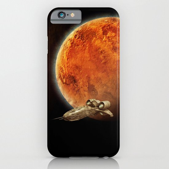 Expedition 2092 iPhone & iPod Case