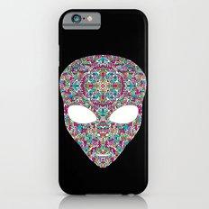 Rainbow Alien iPhone 6 Slim Case
