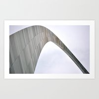 The Arch Art Print