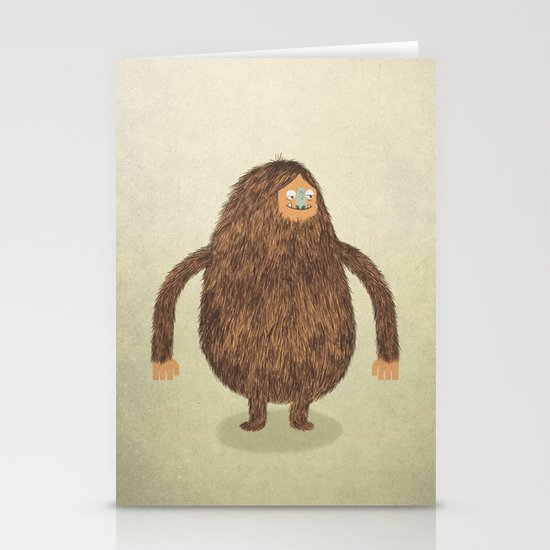 Sounds Good Dude Stationery Card