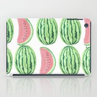 Watermelon Mania iPad Case