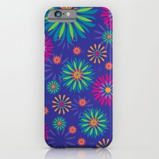 Psychoflower Violet iPhone 6 Slim Case