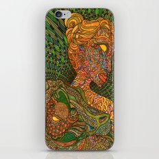 Scarlet & Equine iPhone & iPod Skin