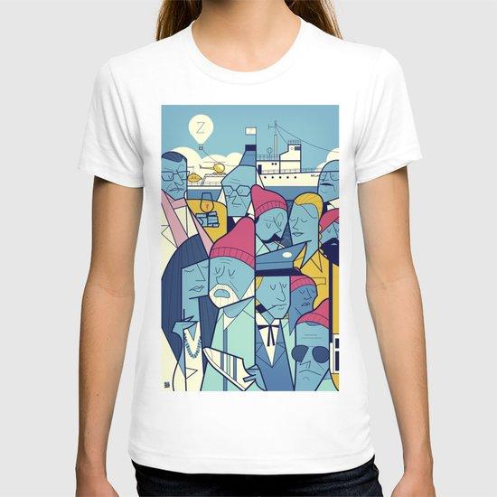 The Life Acquatic with Steve Zissou T-shirt