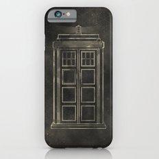 Doctor Who: Tardis iPhone 6 Slim Case