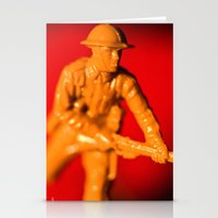 The Desert Rat 2 Stationery Cards