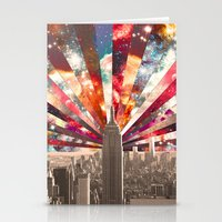 Superstar New York Stationery Cards