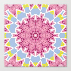 Kaleidoscope #2 Canvas Print