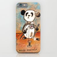 Mend Yourself iPhone 6 Slim Case
