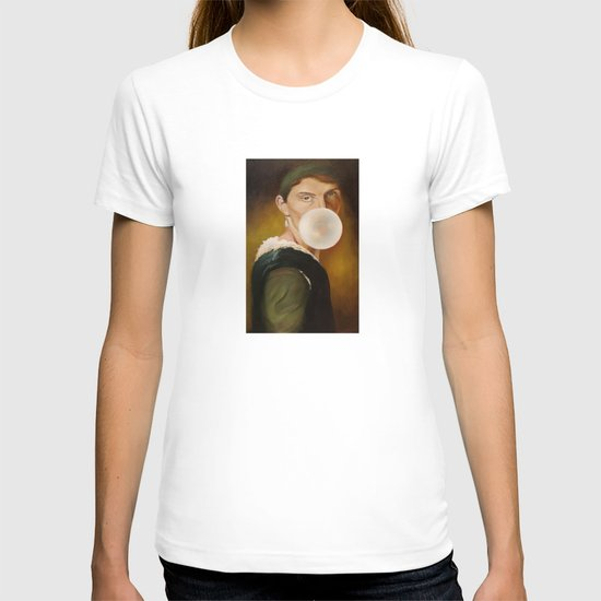 hanging out in history T-shirt