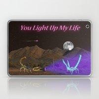 You Light Up My Life Laptop & iPad Skin