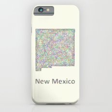 New Mexico map Slim Case iPhone 6s