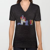 Not The Parts They Were … Unisex V-Neck