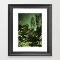 5 Elements Framed Art Print
