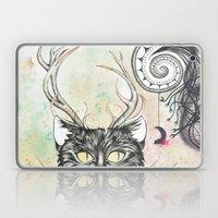 Cat Dreams Laptop & iPad Skin