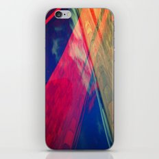Signs in the Sky Collection II- Pillars to the Sky iPhone & iPod Skin