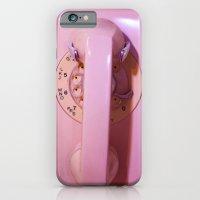 Pink Phone iPhone 6 Slim Case