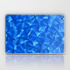 Blue Pasta Laptop & iPad Skin