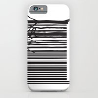 iPhone & iPod Case featuring Treecode by Pat Butler