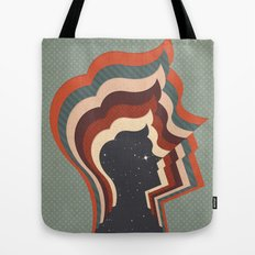 Starman Tote Bag