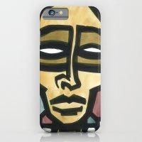 iPhone & iPod Case featuring Damaged Citizen by Sean Martorana