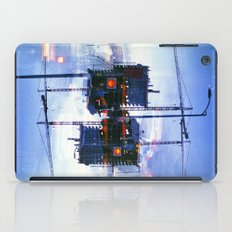 America ducking the question of origins (35mm multiple exposure) iPad Case