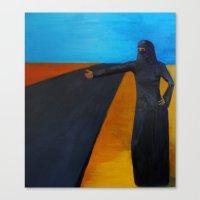 Women & Freedom Canvas Print