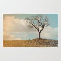 Single Tree Rug