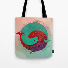 Year of the fish Tote Bag