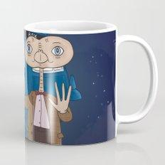 Dr. Who E.T. Mug