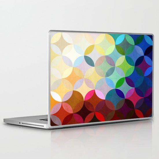 Circular Motion Laptop & iPad Skin