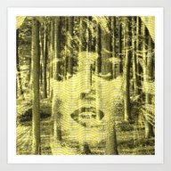 Lifelike. Art Print