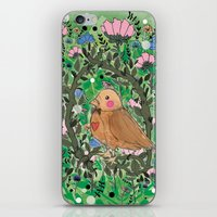 Nature Is Within Us iPhone & iPod Skin