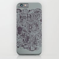 Polyphobic Vomit iPhone 6 Slim Case