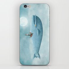 Whale Rider iPhone & iPod Skin