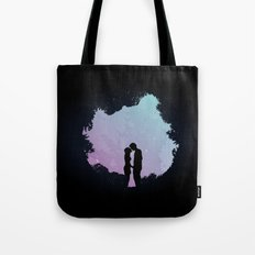 Edge of the Moonlight Tote Bag