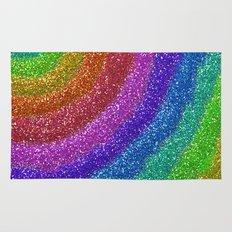 Rainbow Glitters Rug